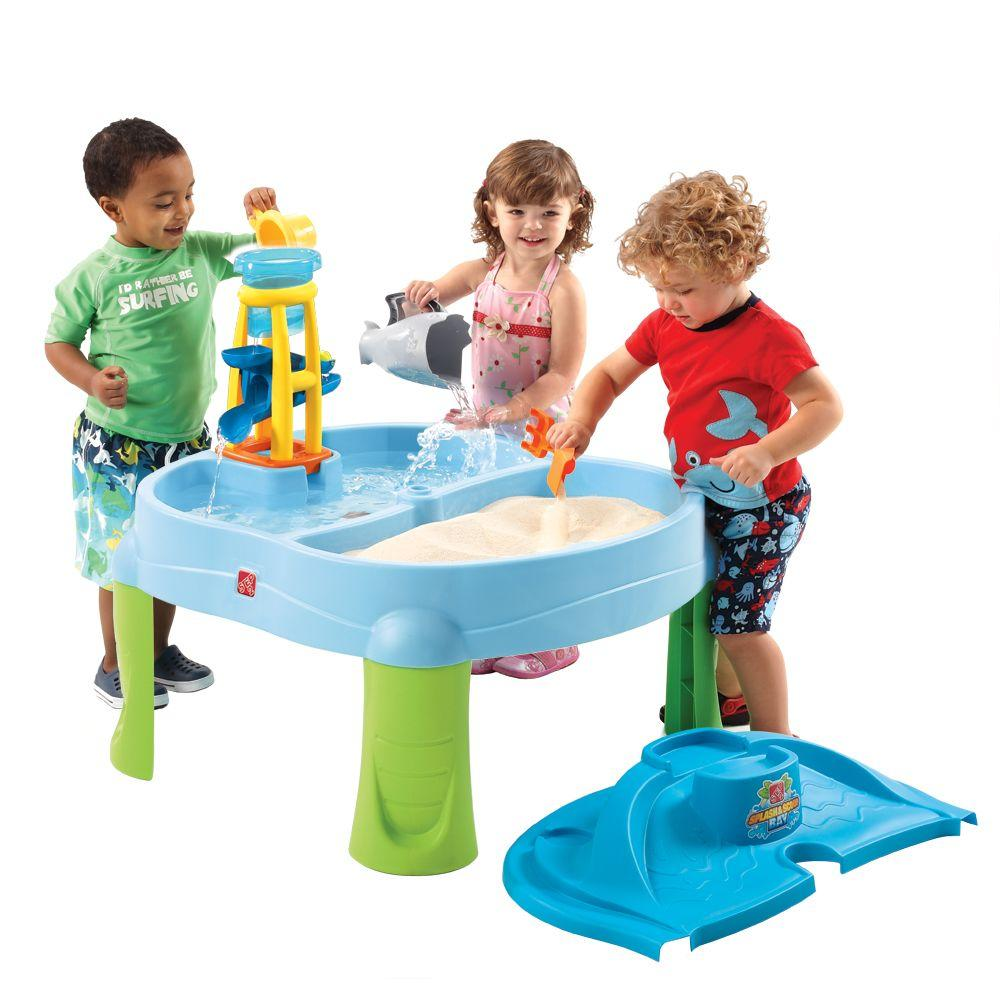 null Splash and Scoop Bay Playset