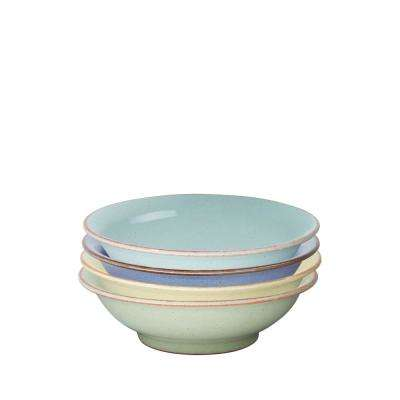 Heritage Assorted Small Shallow Bowls (Set of 4)