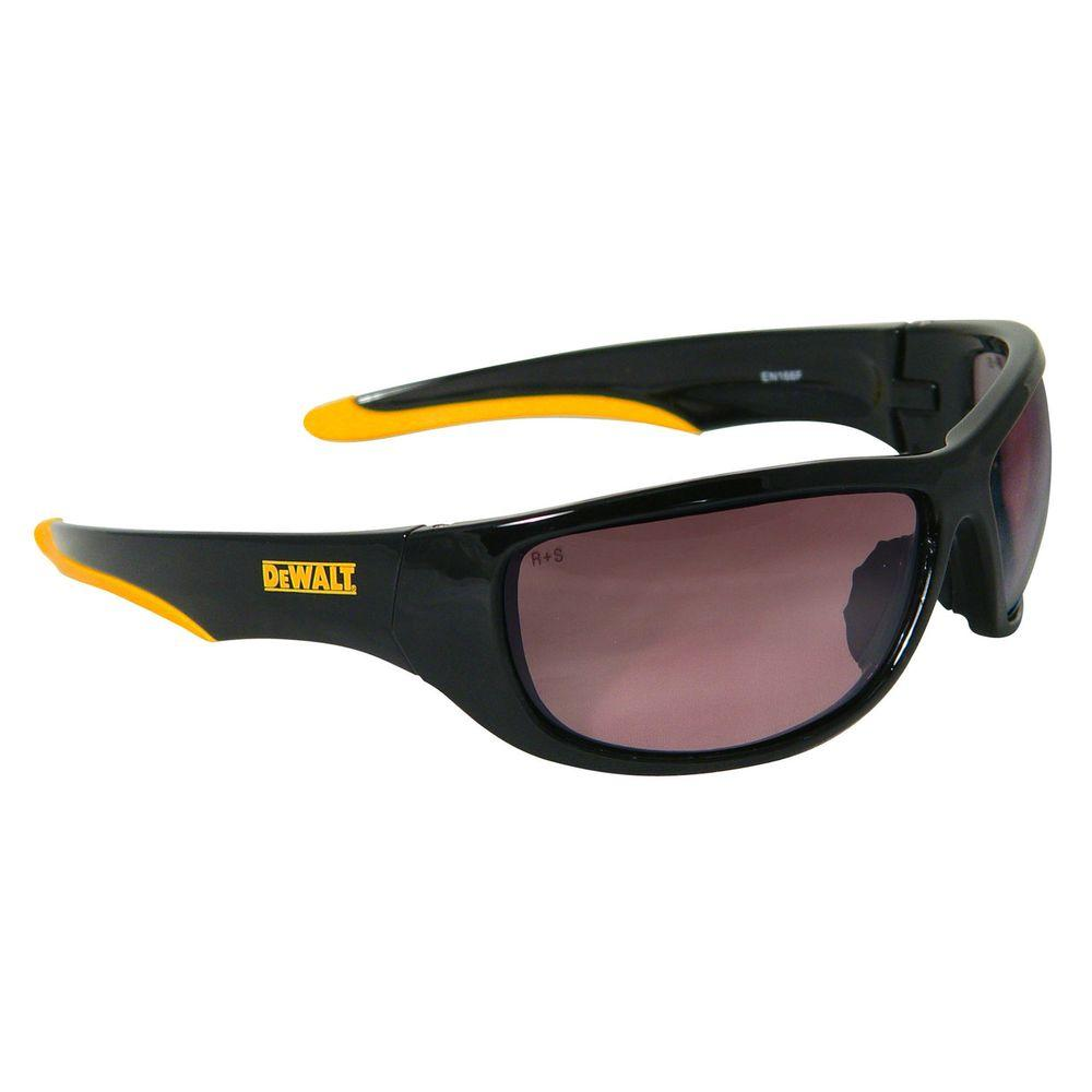 DEWALT Safety Glasses Dominator with Brown Gradient Lens