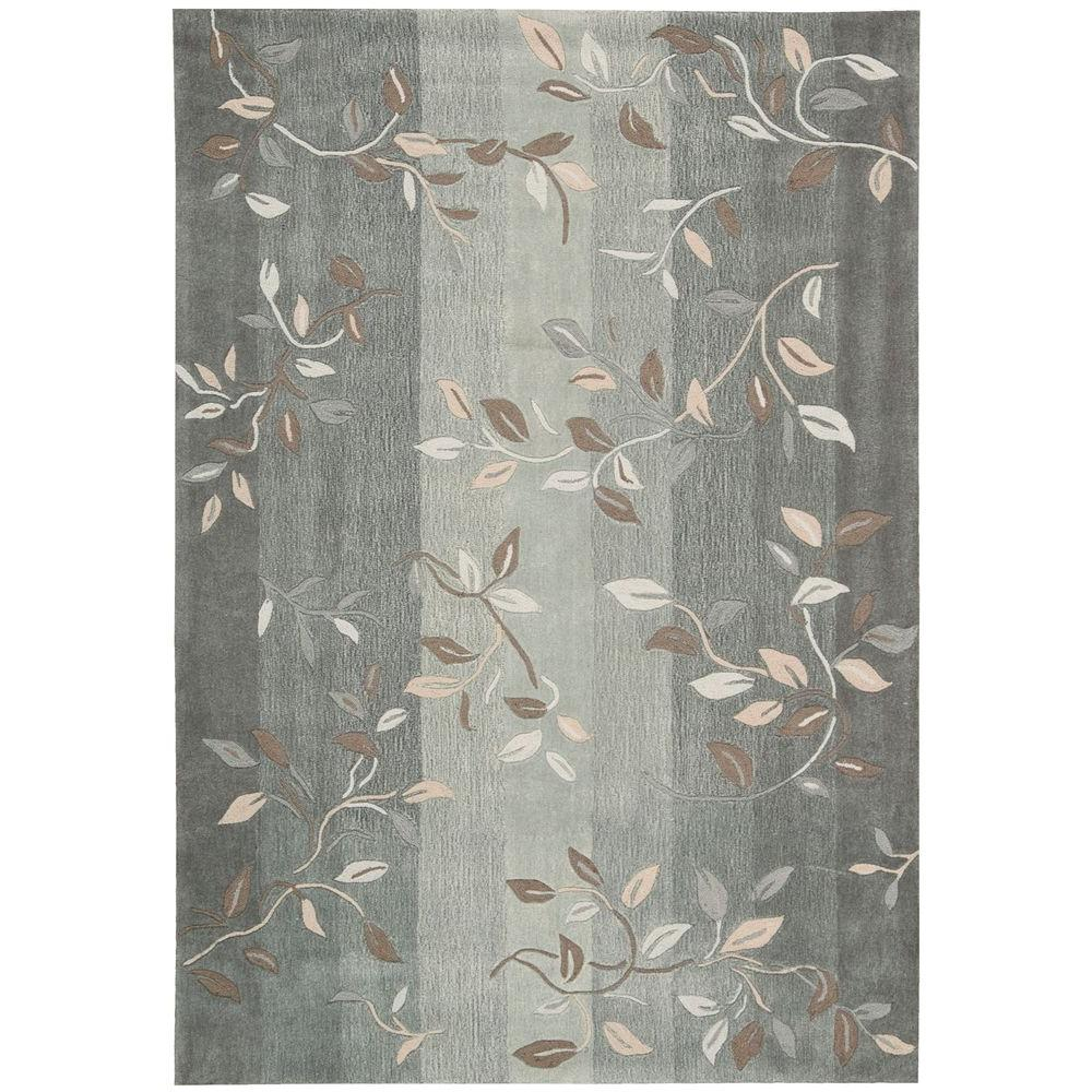 Nourison Overstock Contour Stone 8 ft. x 10 ft. 6 in. Area Rug