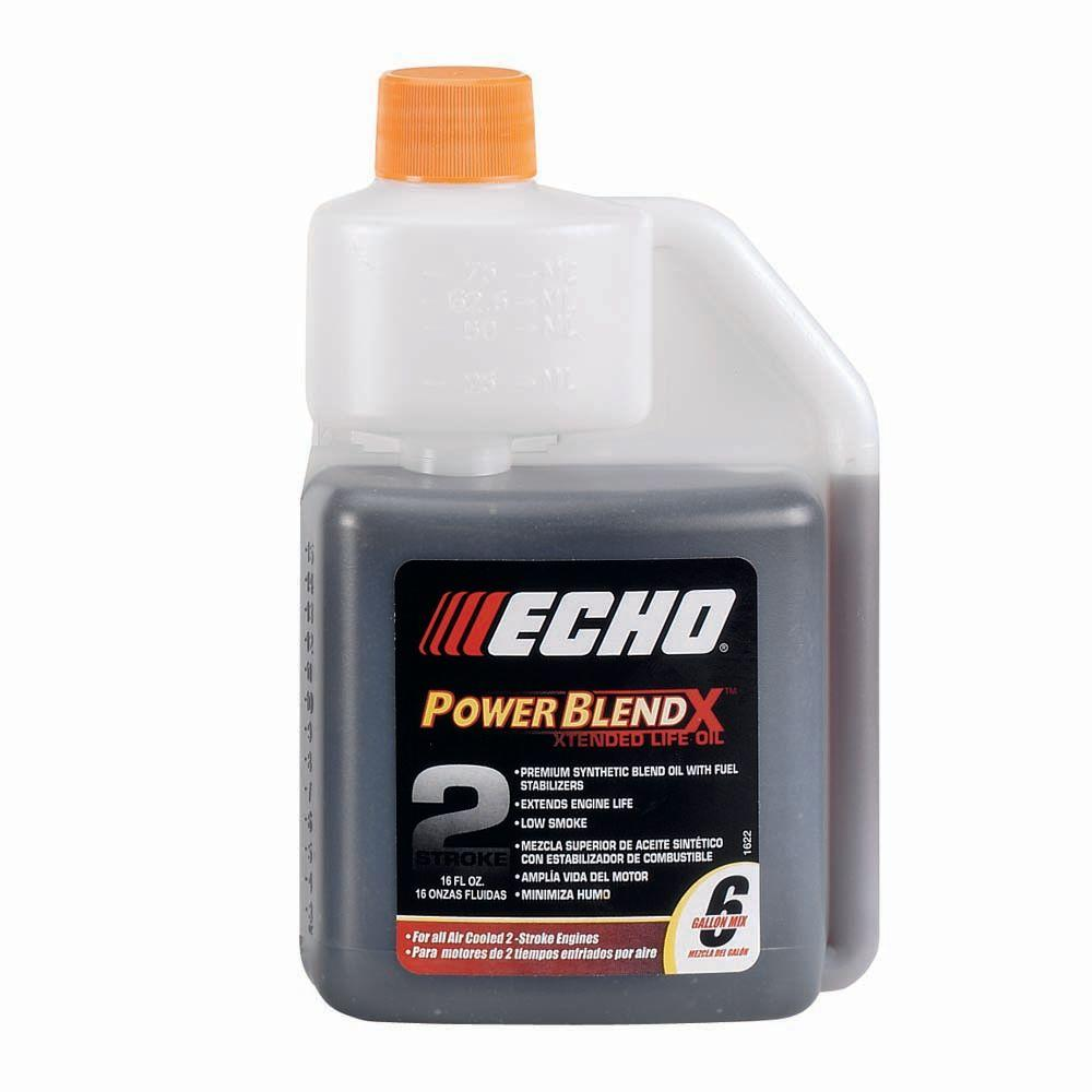 ECHO 16 oz. 2-Cycle 50:1 Motor Oil for Engines