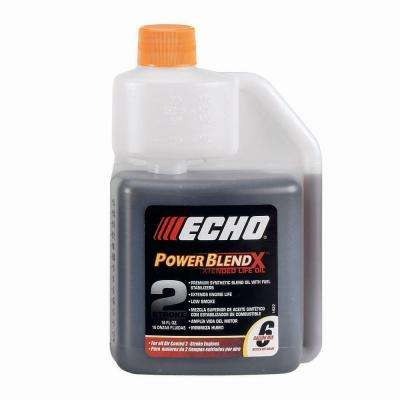Power Blend 16 oz. 2-Stroke Cycle Engine Oil