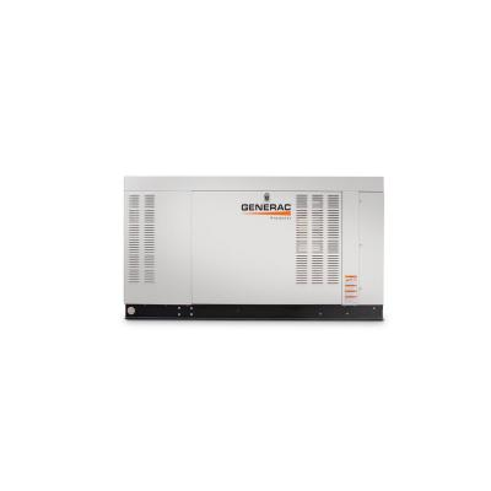 48,000-Watt 120-Volt/240-Volt Liquid Cooled Stand by Single Phase Generator with Aluminum Enclosure