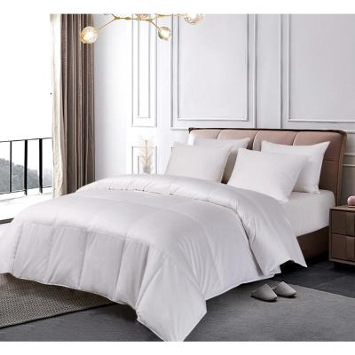 European Extra Warmth White Queen Down Comforter