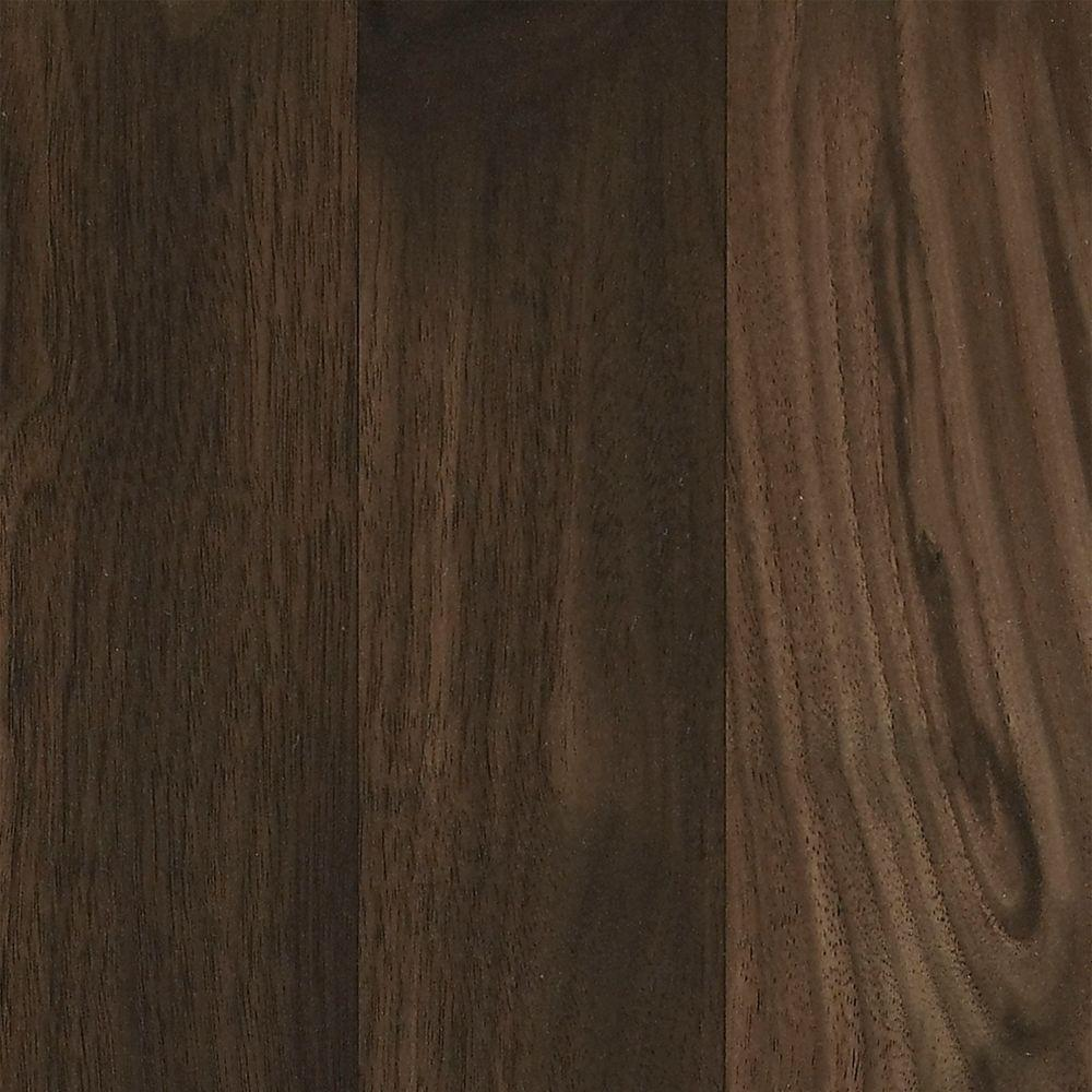 Shaw Native Collection Southern Walnut 7 mm T x 7.99 in. Wide x 47-9/16 in. Length Laminate Flooring (26.40 sq. ft. / case)
