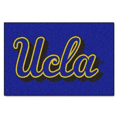 UCLA 19 in. x 30 in. Accent Rug