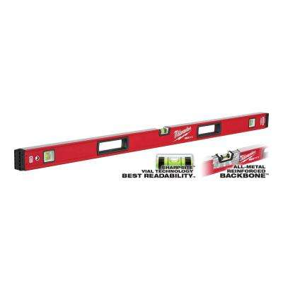 48 in. REDSTICK Magnetic Box Level