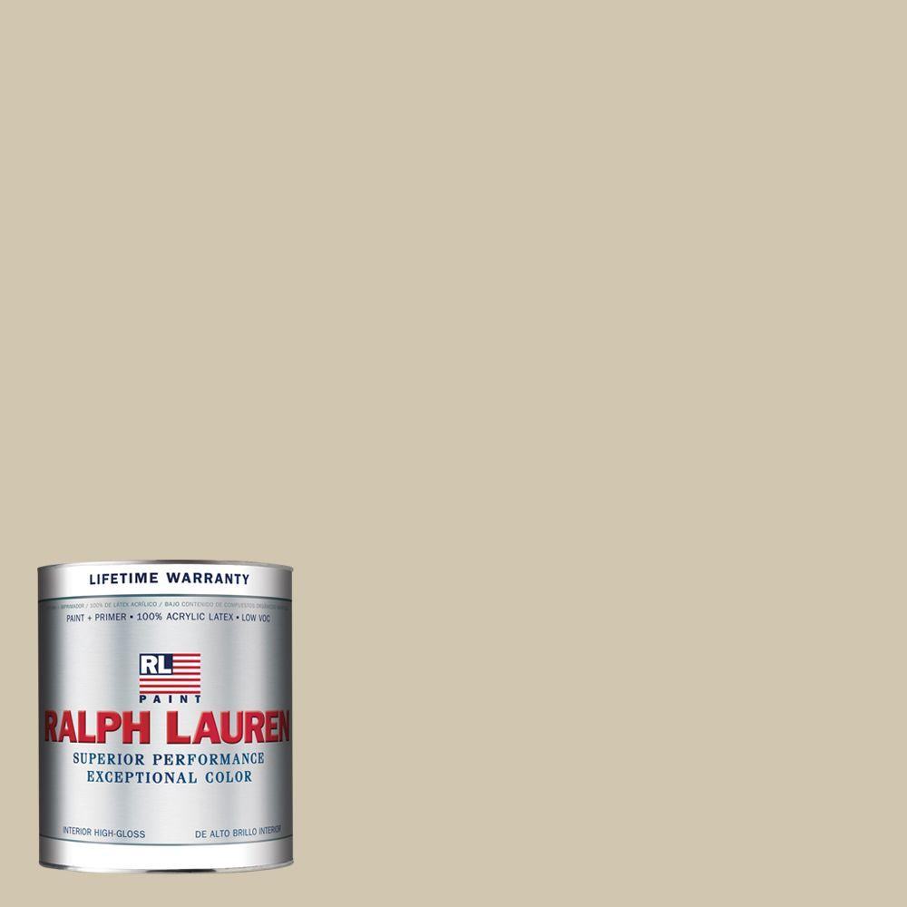 Ralph Lauren 1-qt. Watered Silk Hi-Gloss Interior Paint