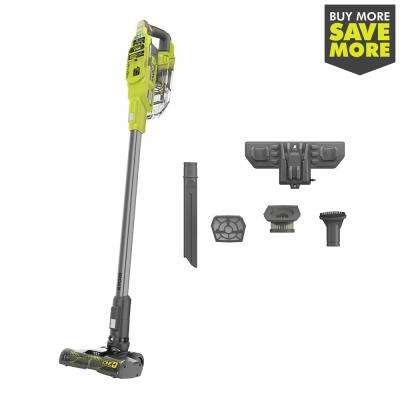 18-Volt ONE+ Cordless Compact Stick Vacuum (Tool Only)
