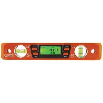 9 in. Digital Magnetic Torpedo Level