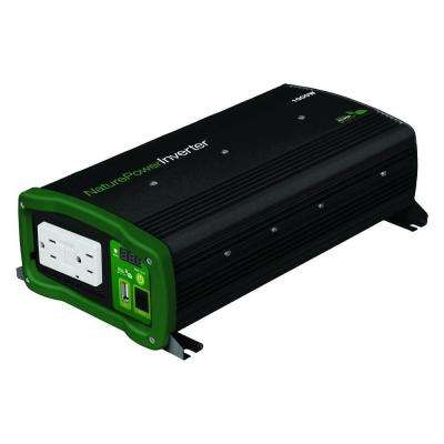 1000-Watt Pure Sine Wave Inverter
