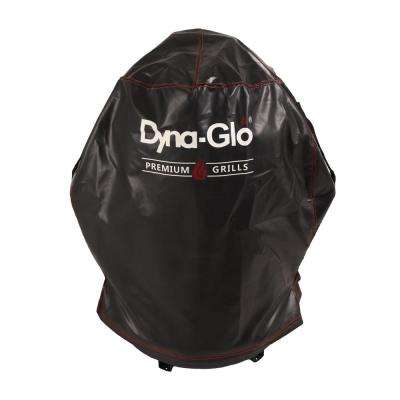 20 in. Compact Charcoal Smoker Cover