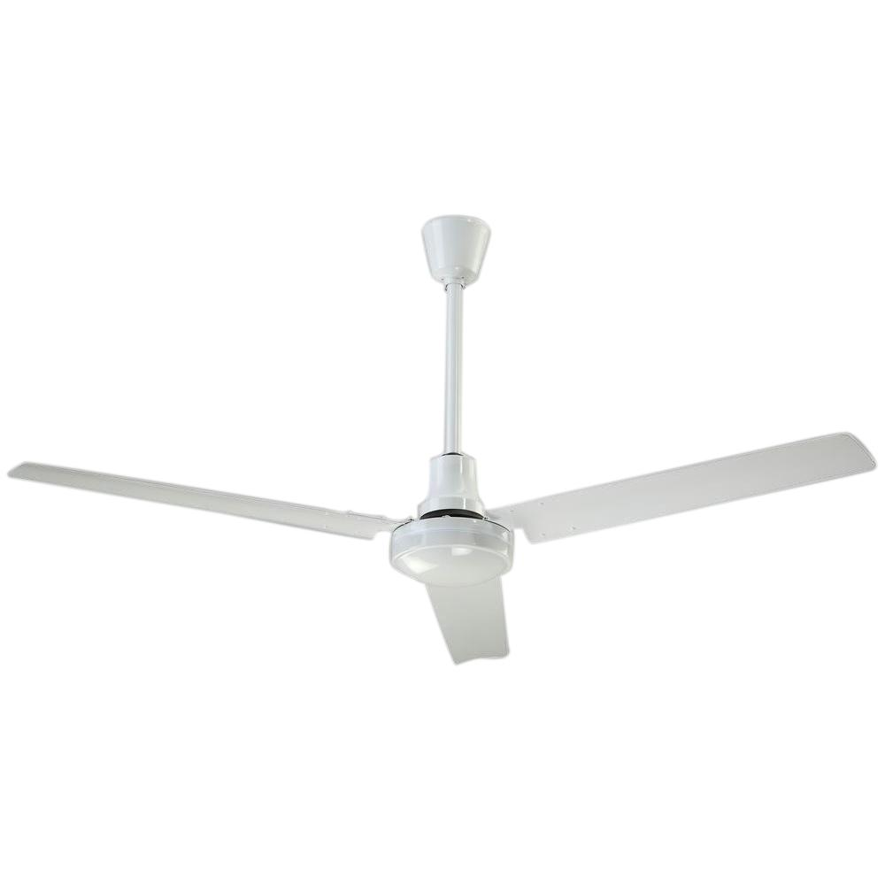 Internet 204852691 56 In White High Performance Indoor Outdoor Ceiling Fan