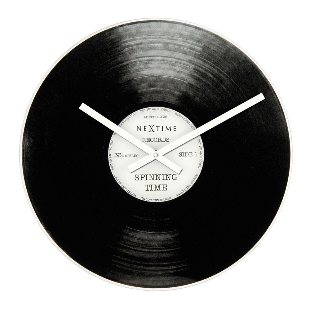 Nextime Jackson 15.8 in. Wall Clock