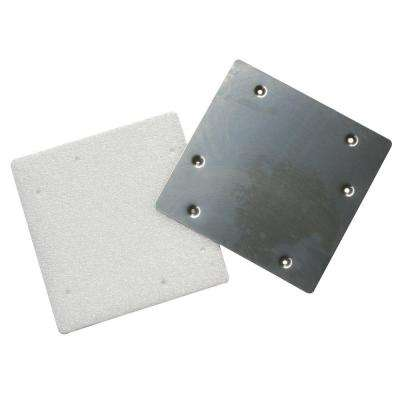 Stainless Steel Winter Guard Plate with Gasket