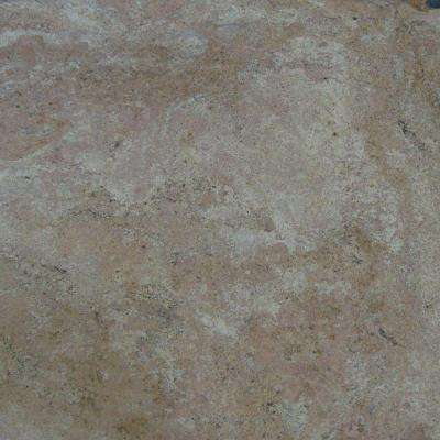 3 in. x 3 in. Granite Countertop Sample in Juparana Arandis