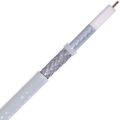 Digiwave 1000 ft. White RG6 Coaxial Cable