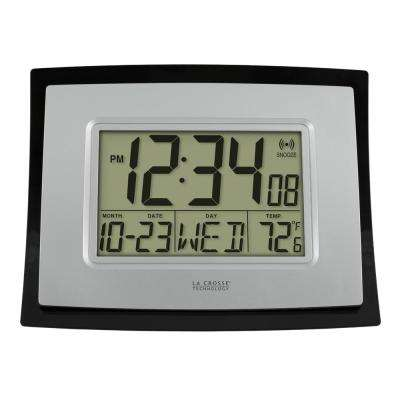 Digital Clock with Temperature