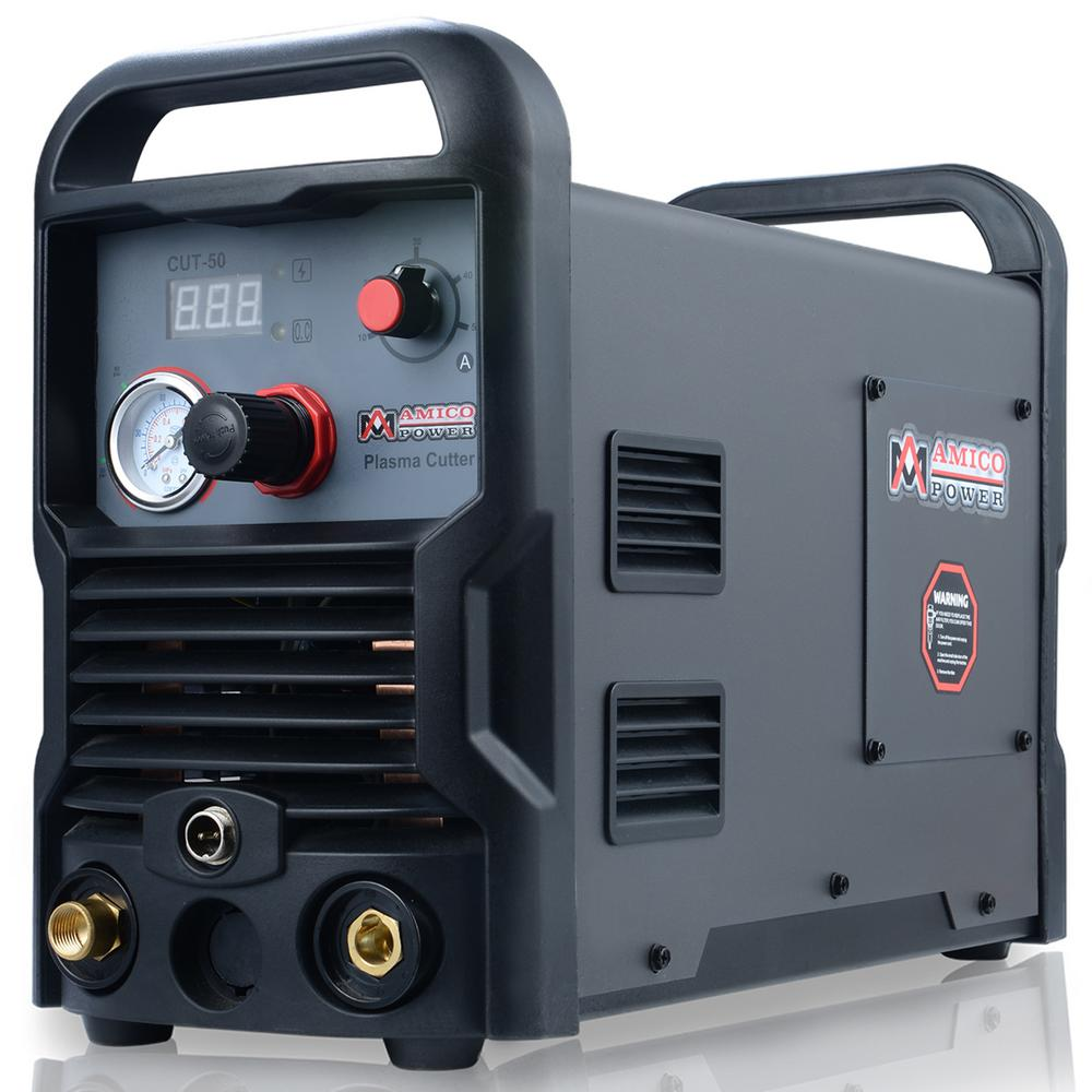 Plasma Cutter CUT50 Digital Inverter 110V With US Plug Air Cutting Machine