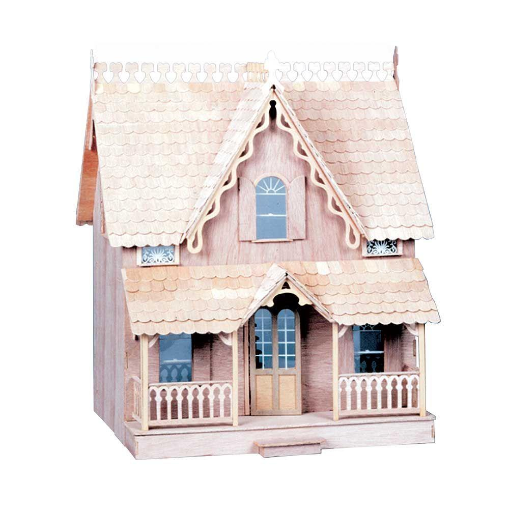 Houseworks The Arthur Dollhouse Kit