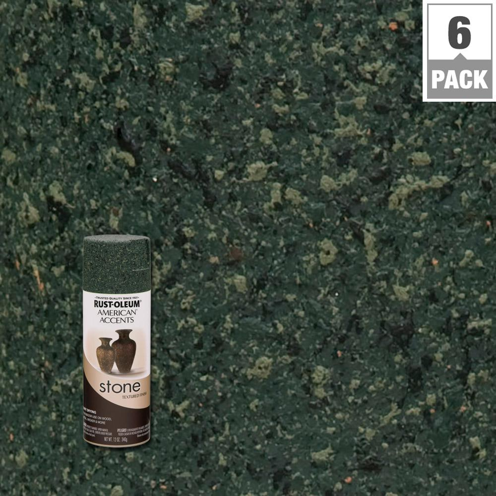 Rust Oleum American Accents 12 oz. Stone Creations Canyon...