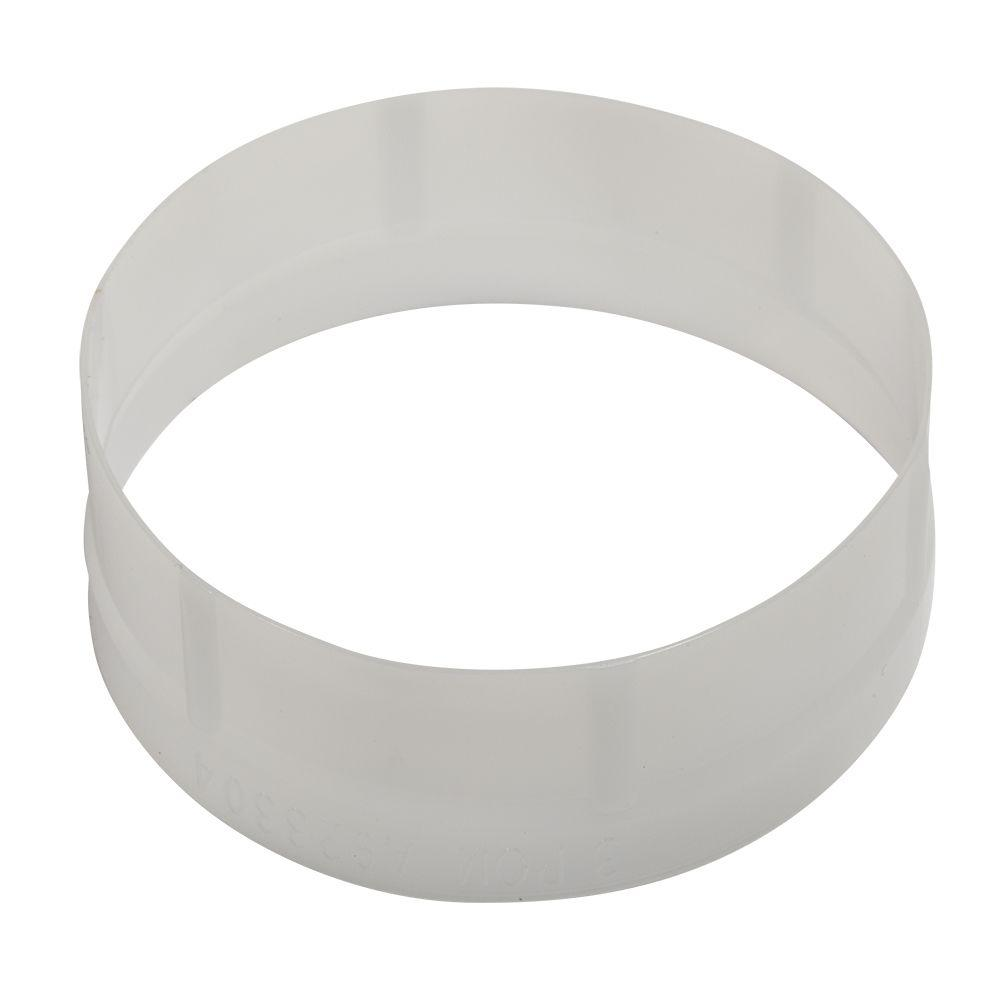 Silhouette Kitchen Faucet Retainer Ring for Escutcheon