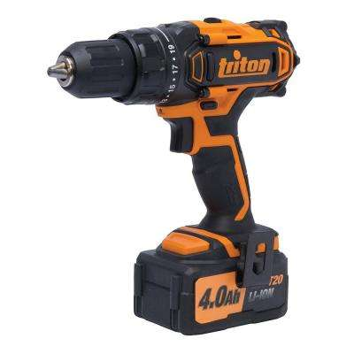 20-Volt Lithium-Ion 1/2 in. Cordless Compact Drill Driver