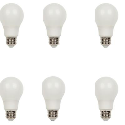 40W Equivalent Bright White Omni A19 Dimmable LED Light Bulb (6-Pack)