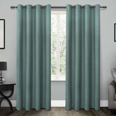 Teal - Window Treatments - The Home Depot