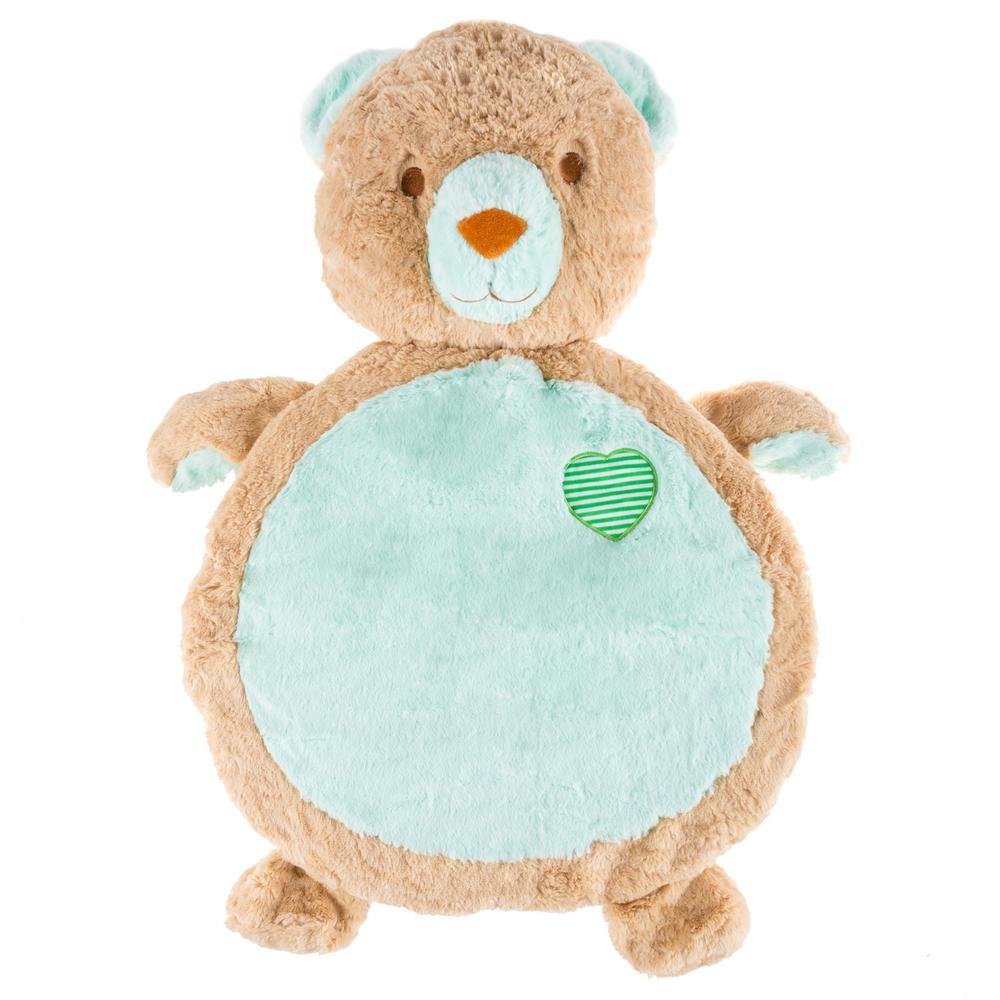 Bear Themed Baby Tummy Mat