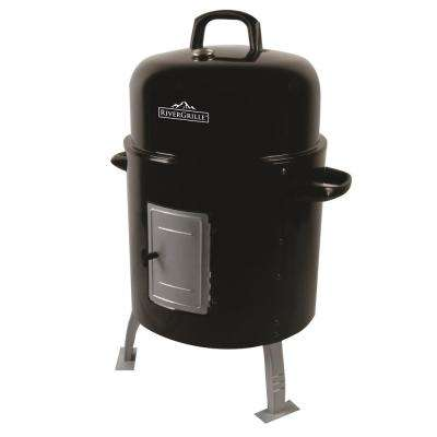Silver Spur Water Smoker