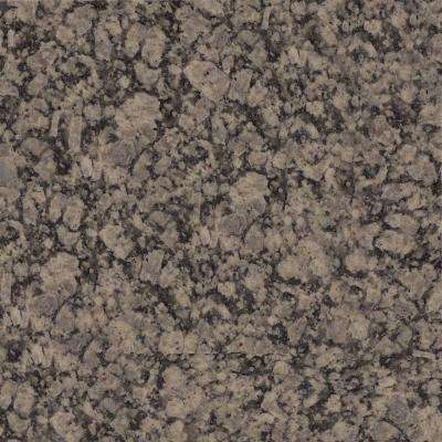 4 in. x 4 in. Natural Granite Vanity Top Sample in Bianco Tropical