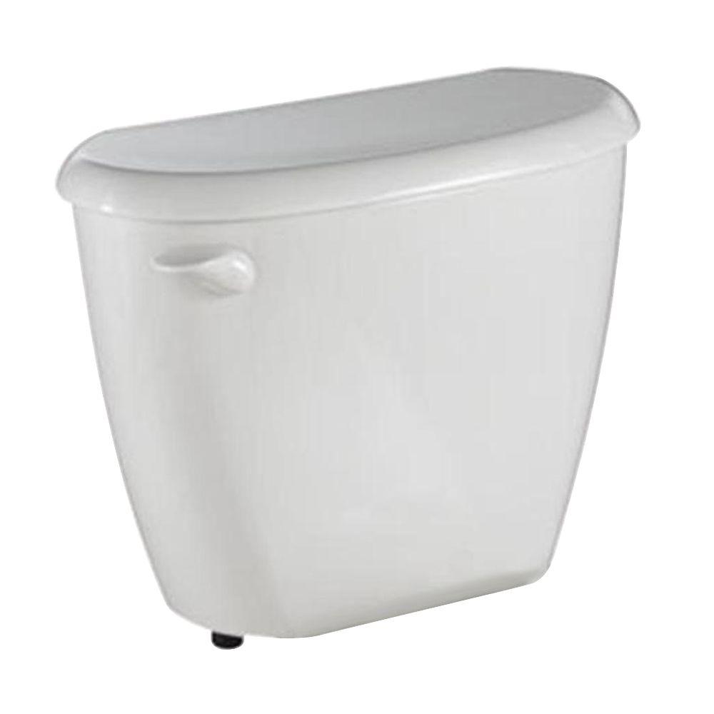 Colony FitRight 1.6 GPF Single Flush Toilet Tank Only in White
