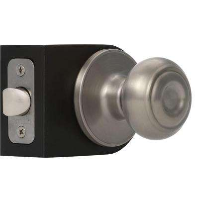 Incroyable Hartford Satin Nickel Passage Hall/Closet Door Knob