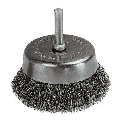 2-1/2 in. Wire Cup Brush