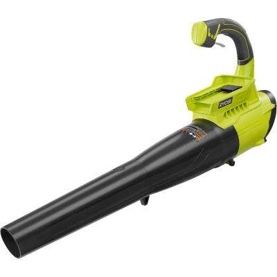 155 MPH 300 CFM 40-Volt Lithium-Ion Cordless Jet Fan Leaf Blower - Battery and Charger Not Included