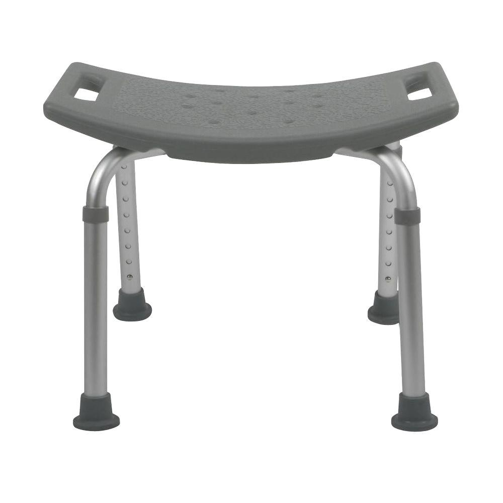 Medline Bath Bench-MDS89740RH - The Home Depot