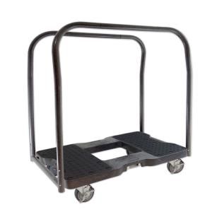 SNAP-LOC 1,500 lb. Capacity Panel Cart Dolly in Black by SNAP-LOC
