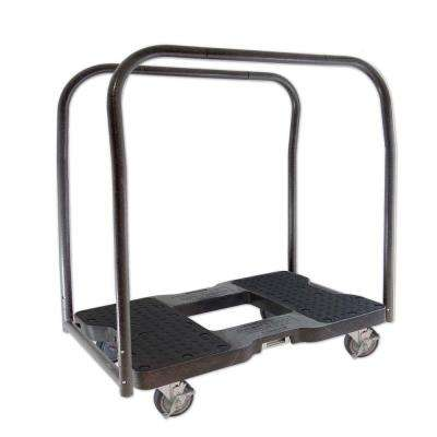 1,500 lb. Capacity Panel Cart Dolly in Black