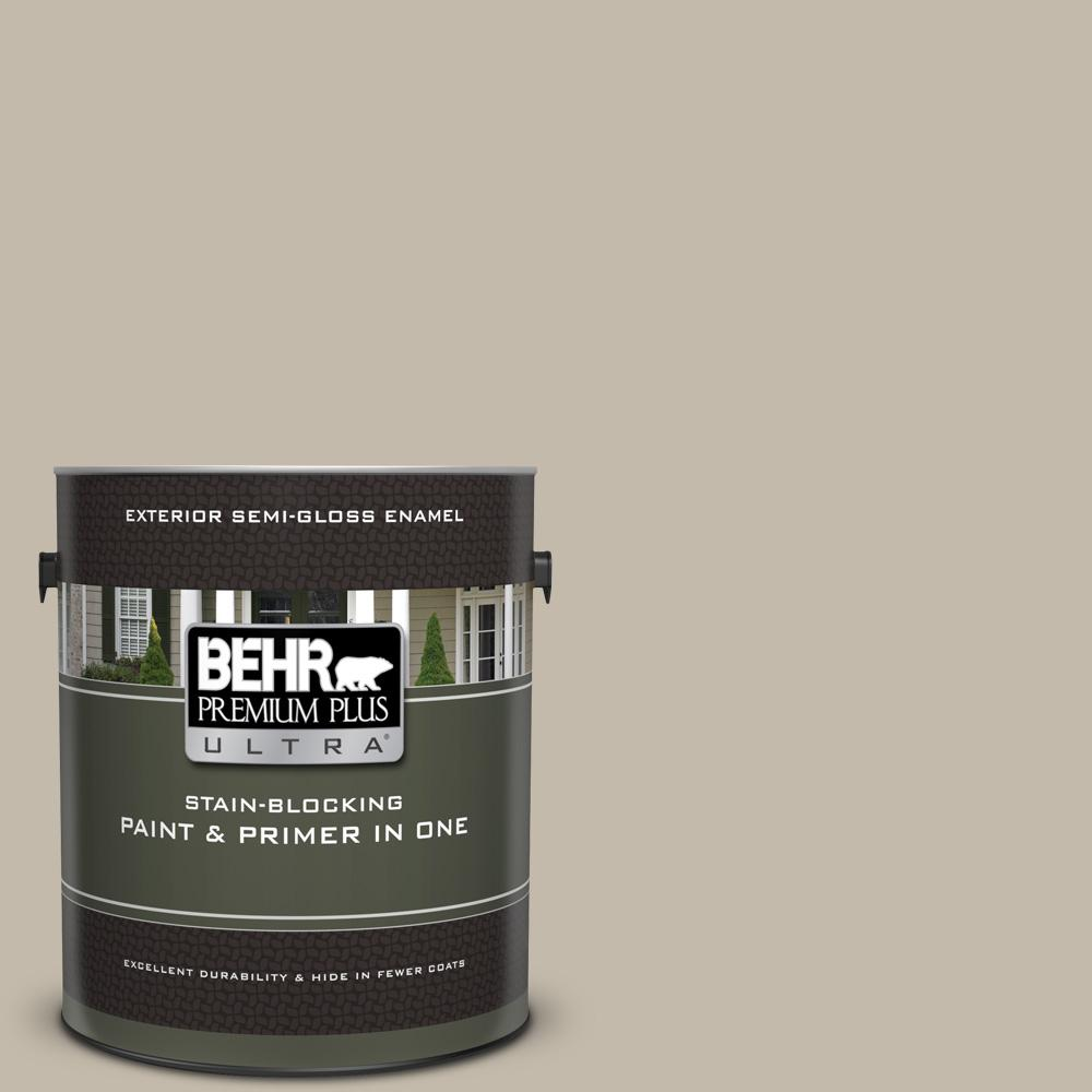 730c 3 Castle Path Semi Gloss Enamel Exterior Paint And Primer In One