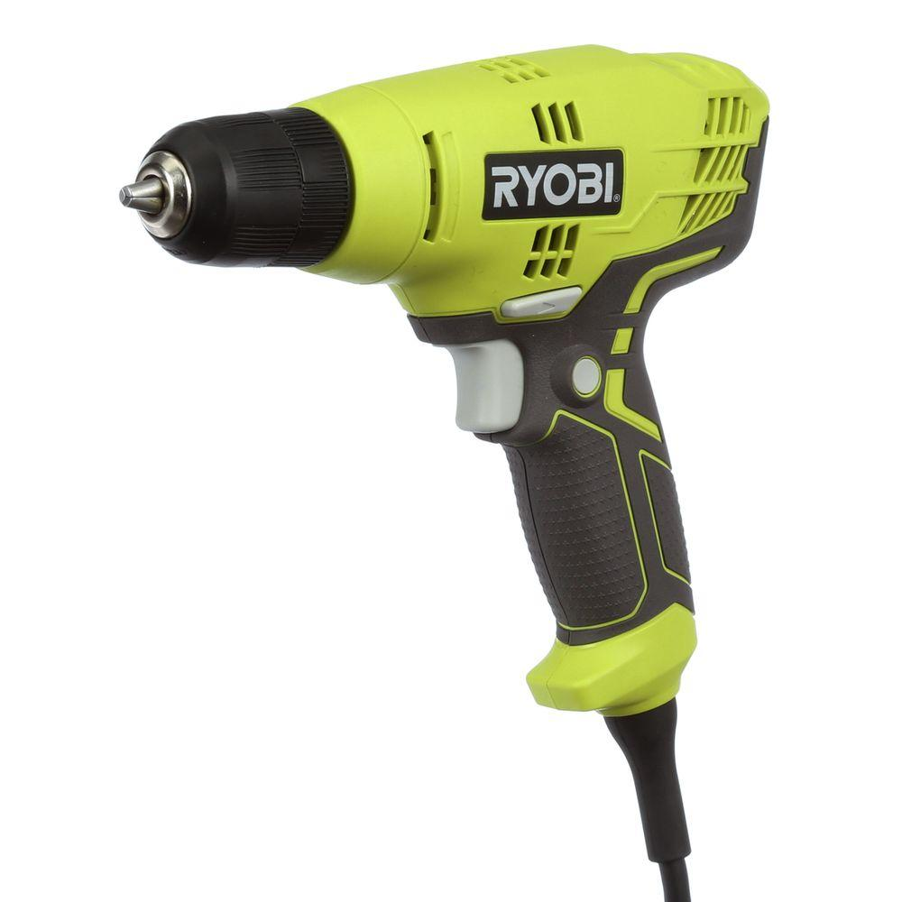 Ryobi 5.5-Amp 3/8 in. Variable Speed Drill