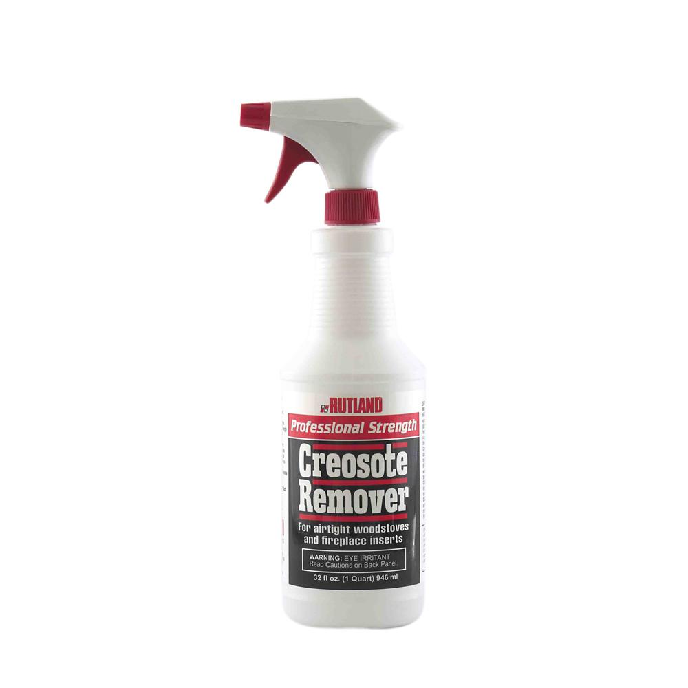 32 fl. Oz. Liquid Cresote Remover Spray Bottle