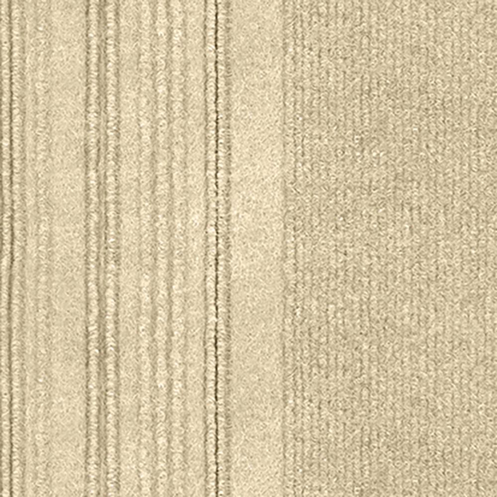 First Impressions Barcode Rib Ivory Texture 24 in. x 24 in.
