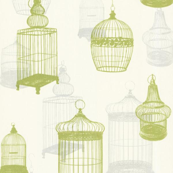 Beacon House 8 in. x 10 in. Avian Green Bird Cages