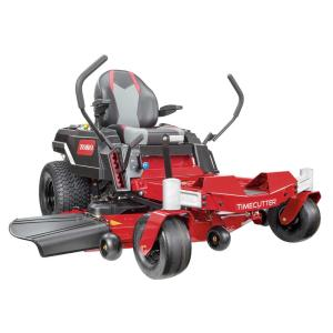TimeCutter 50 in. IronForge Deck 23 HP Kawasaki V-Twin Gas Dual Hydrostic Zero Turn Riding Mower with Smart Spd CARB