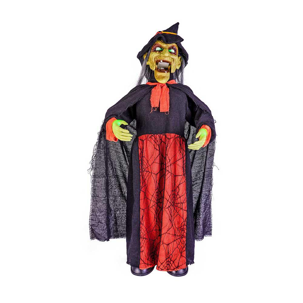 Home Accents Holiday 36 in. Animated Witch