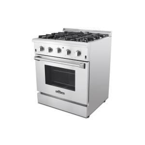 Thor Kitchen 4.2 cu. ft. Professional Gas Range in Stainless Steel by Thor Kitchen