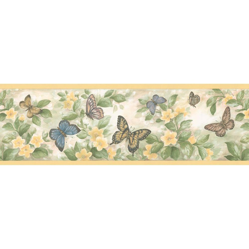 Brewster Kitchen Bath Bed Resource Iii Butterflies