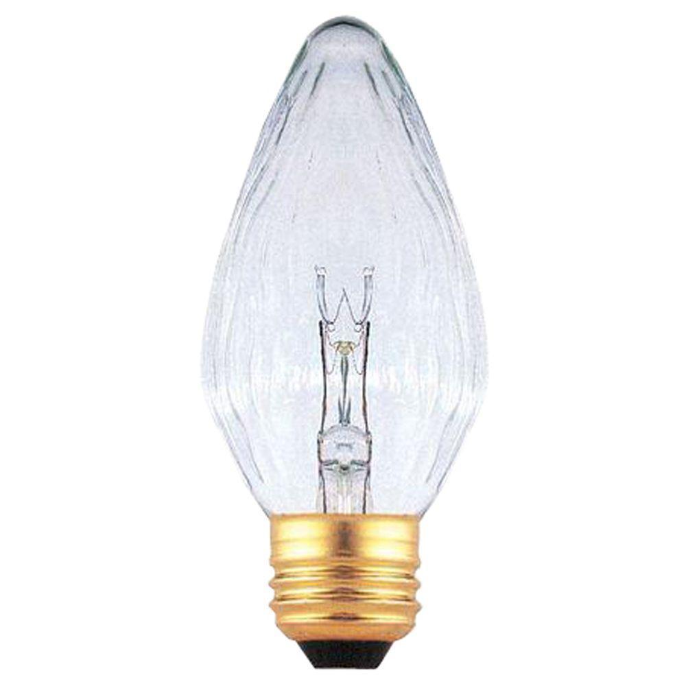 Bulbrite 40-Watt Incandescent F15 Fiesta Light Bulb (15-Pack)