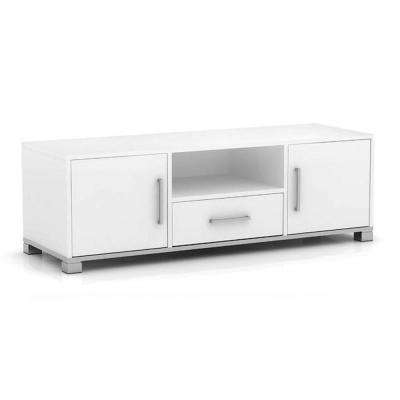 Sorento White Entertainment Cabinet